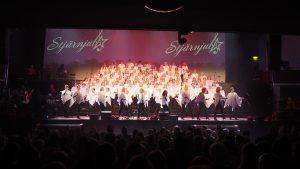 Rönninge Show Chorus i Stjärnjul 2017